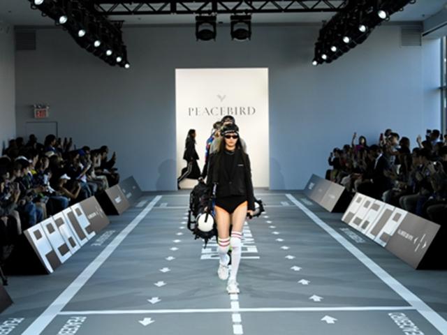 中国设计潮流觉醒,太平鸟揭幕纽约时装周