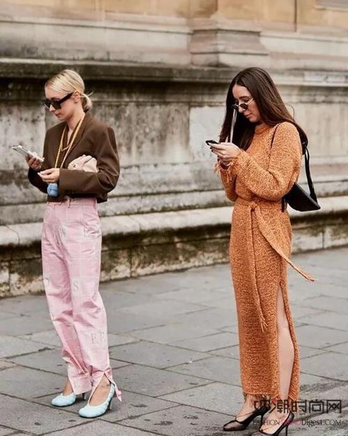 这些冬季服装配色让你文艺范十足!
