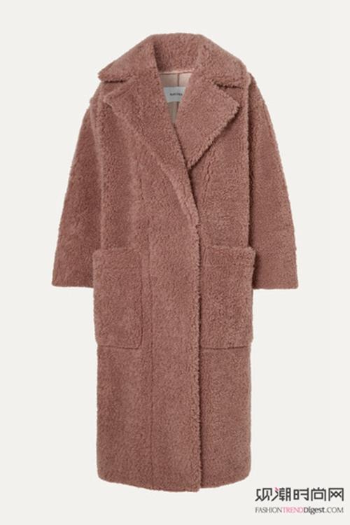 裹件大衣出街!保暖有型让你超有型