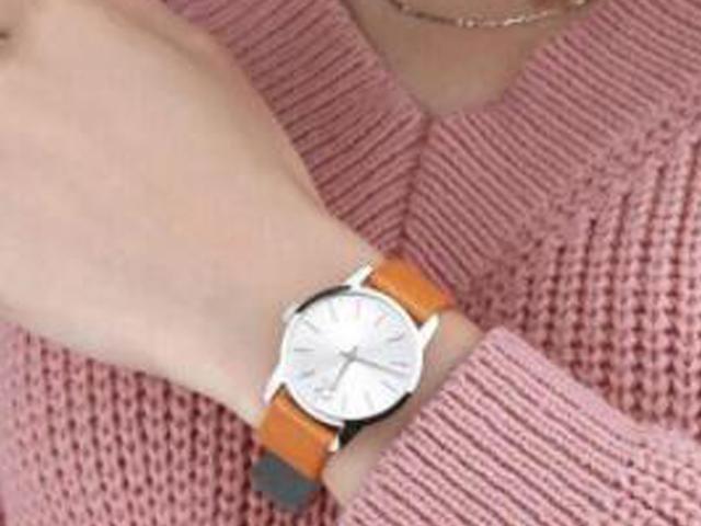 几款千元以上的女士手表分享,佩戴超有气质