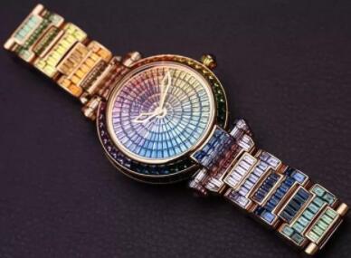 预算有限,你会买彩虹圈腕表吗?