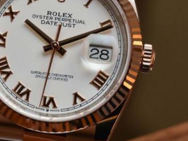 腕表没有罗马数字IV?细数五个腕表冷知识!