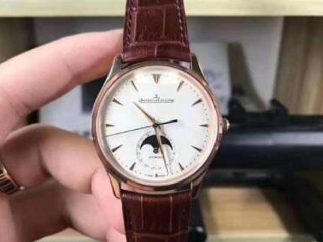 世界顶级腕表中,皮带腕表什么最好,最有范儿?