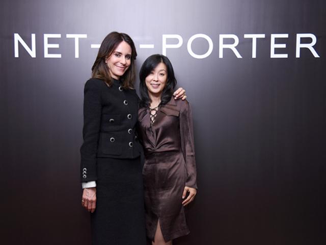 NET-A-PORTER举办发布活动 与中国知名时装设计师共庆新年