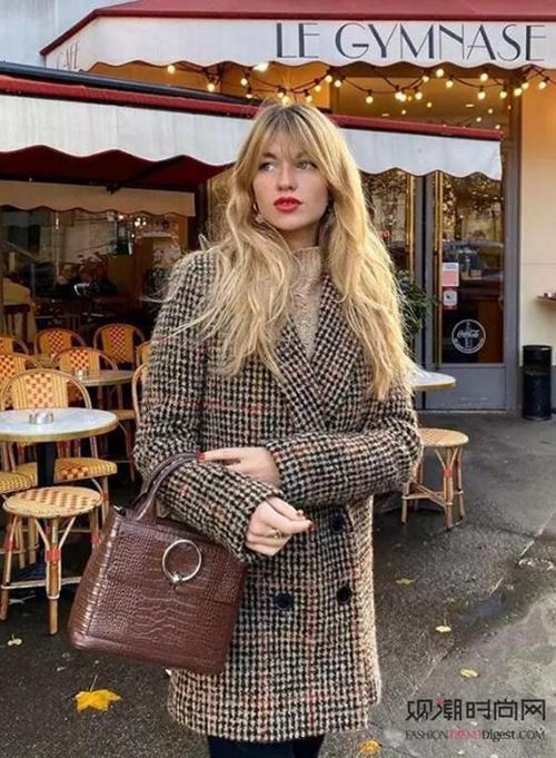 """""""法式""""穿搭:优雅女性都爱这么穿"""