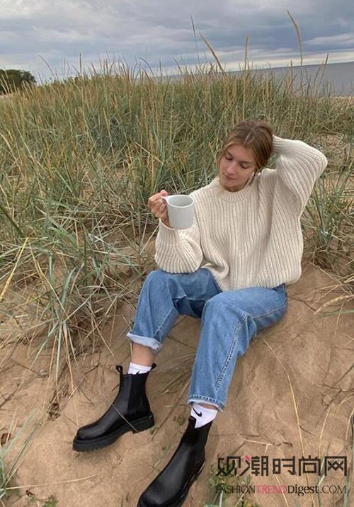 秋冬寒潮来袭,多变毛衣不能少