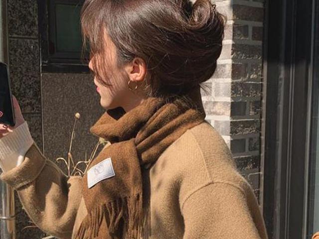 深秋外套:美和暖兼顾