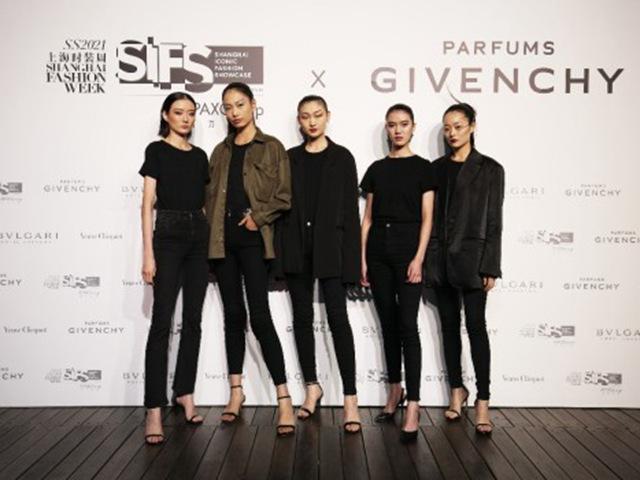纪梵希美妆助力2021上海春夏时装周SIFS 时尚演绎 革新魅力