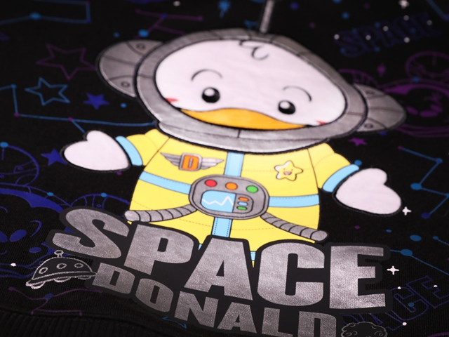 """迪士尼宝宝们上太空了!实力演绎什么叫""""可爱到飞起""""!"""