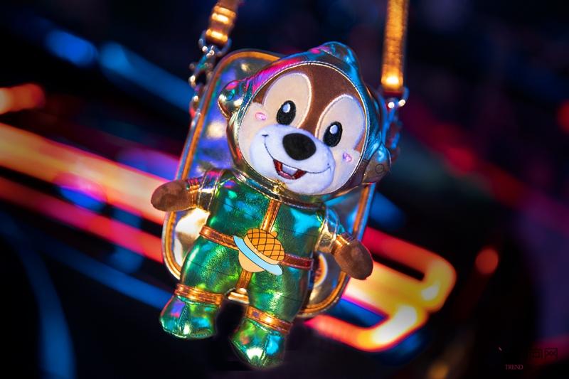 迪士尼宝宝们上太空了!实力演...