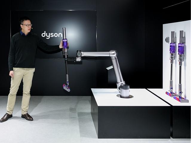 万向自由新体验:全面转变你的清洁方式 戴森Omni-glide万向吸尘器重磅来袭