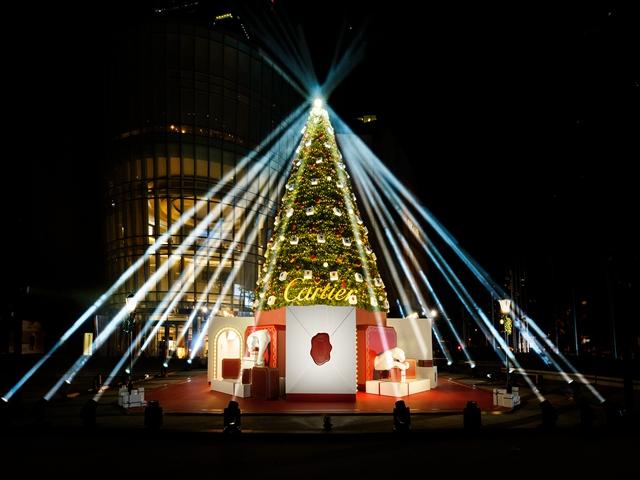 趣享冬日,珍藏此刻 卡地亚点亮圣诞奇妙时光