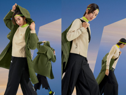 阿迪达斯新款Future of Sportswear 2.0 系列上市