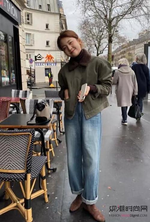 小个女生福利:照样拥有大长腿