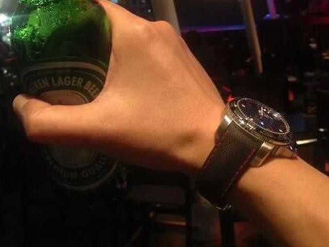 运动时正确佩戴腕表指南