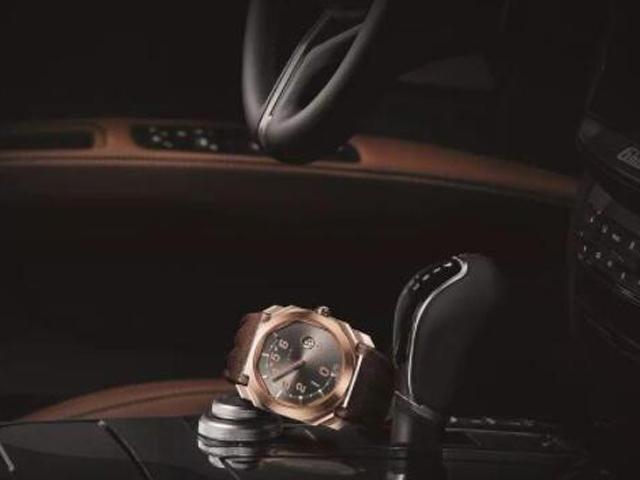 """男人唯一的""""珠宝"""":当赛车遇到手表"""