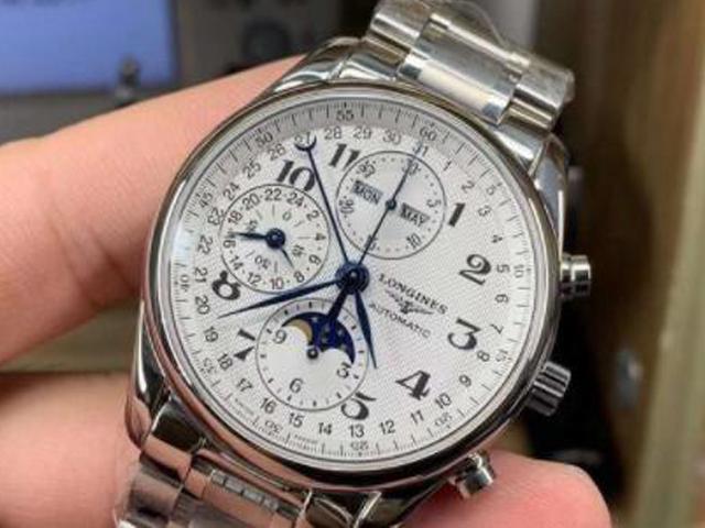 在众多的计时腕表中,你喜欢哪款?