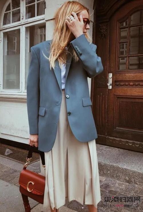 这个春天你需要一件西服外套