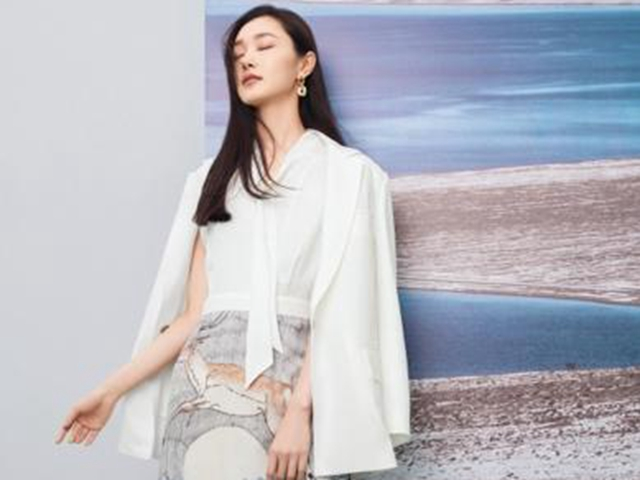 山水奇珍,女性致美 LILY商务时装跨界中国国家地理推出特别合作系列