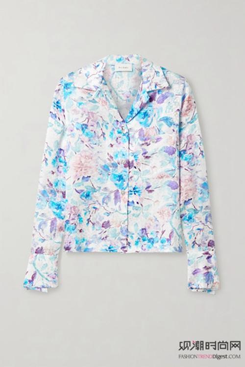 衬衫季!让你的春天更多彩