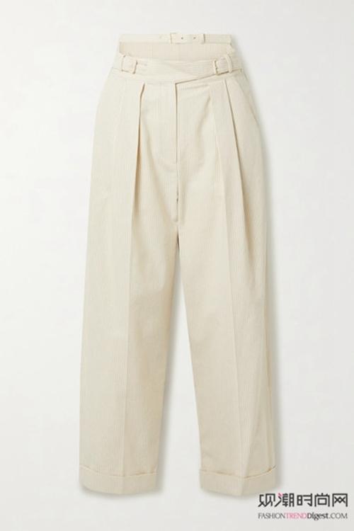 今年流行的裤子大全!你钟爱哪一条?