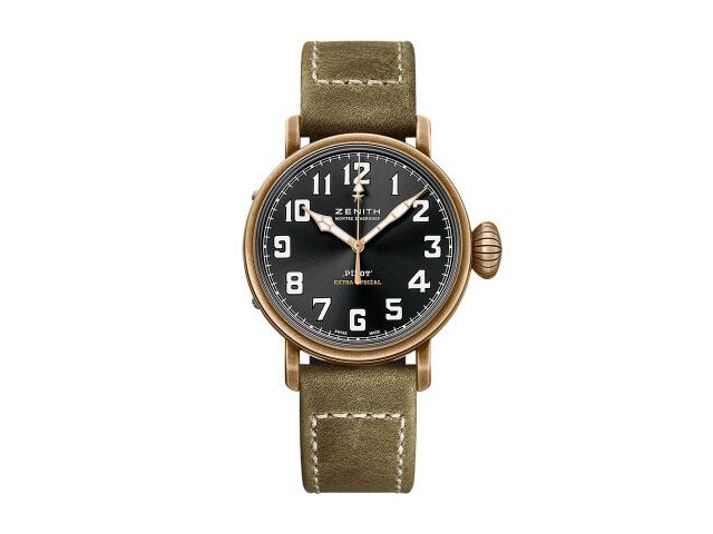 飞行员腕表怎么选?三款五万元左右腕表推荐