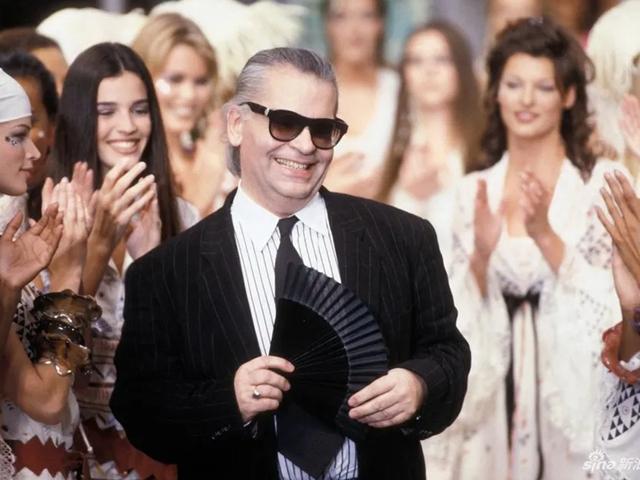 叶眼观潮之为什么Karl Lagerfeld后无来者