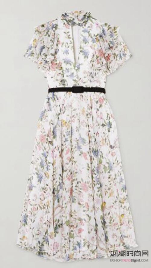 薄外套+裙子!闪亮你的春夏!