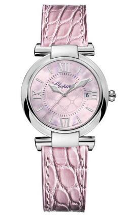 充满粉色少女感的腕表可以买哪些?