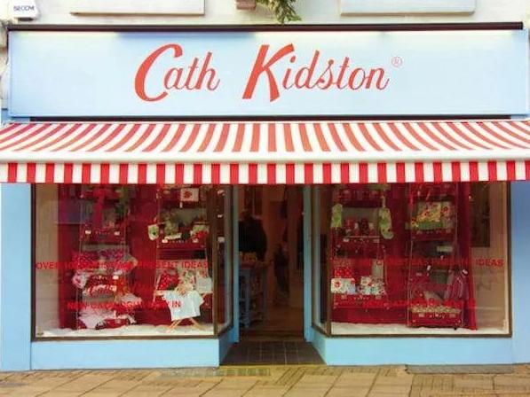 """叶眼观潮之从英伦""""小碎花""""Cath Kidston倒了看英国高街品牌的危机"""