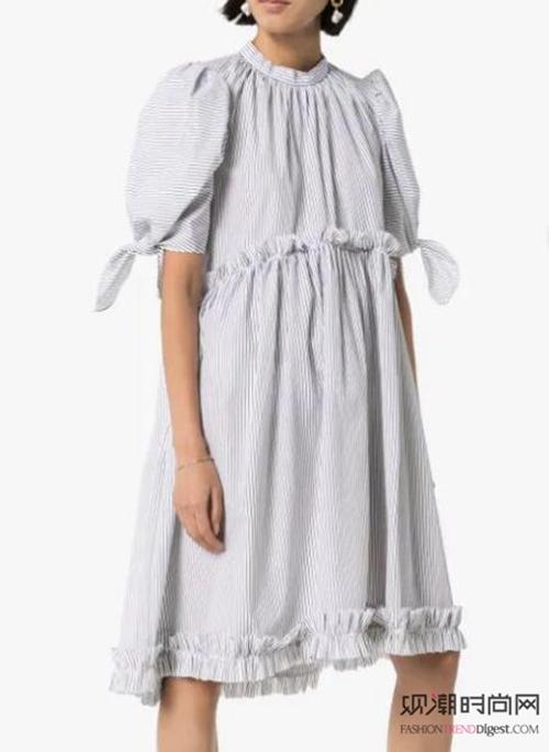 根据身材选择连衣裙!这些美裙...