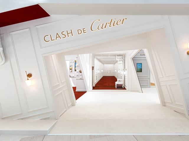 双面碰撞,反正是我 卡地亚呈现Clash de Cartier限时体验空间