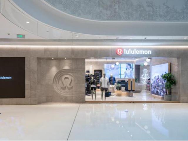 lululemon青岛城市首店正式开业