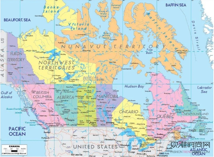 �~眼�^潮之加拿大品牌Cana...