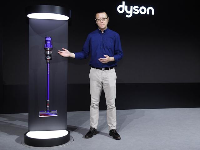 戴森全新Digital Slim轻量无绳吸尘器全球首发 轻量科技,性能不妥协