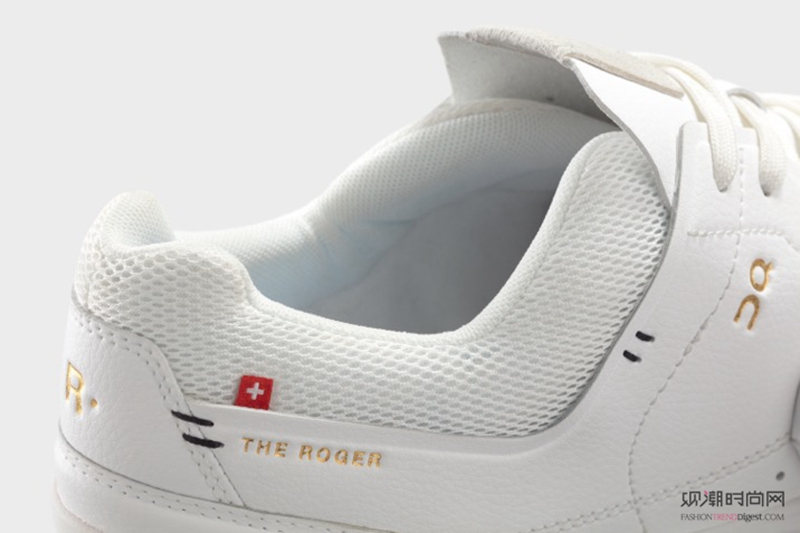 罗杰・费德勒和瑞士运动品牌O...