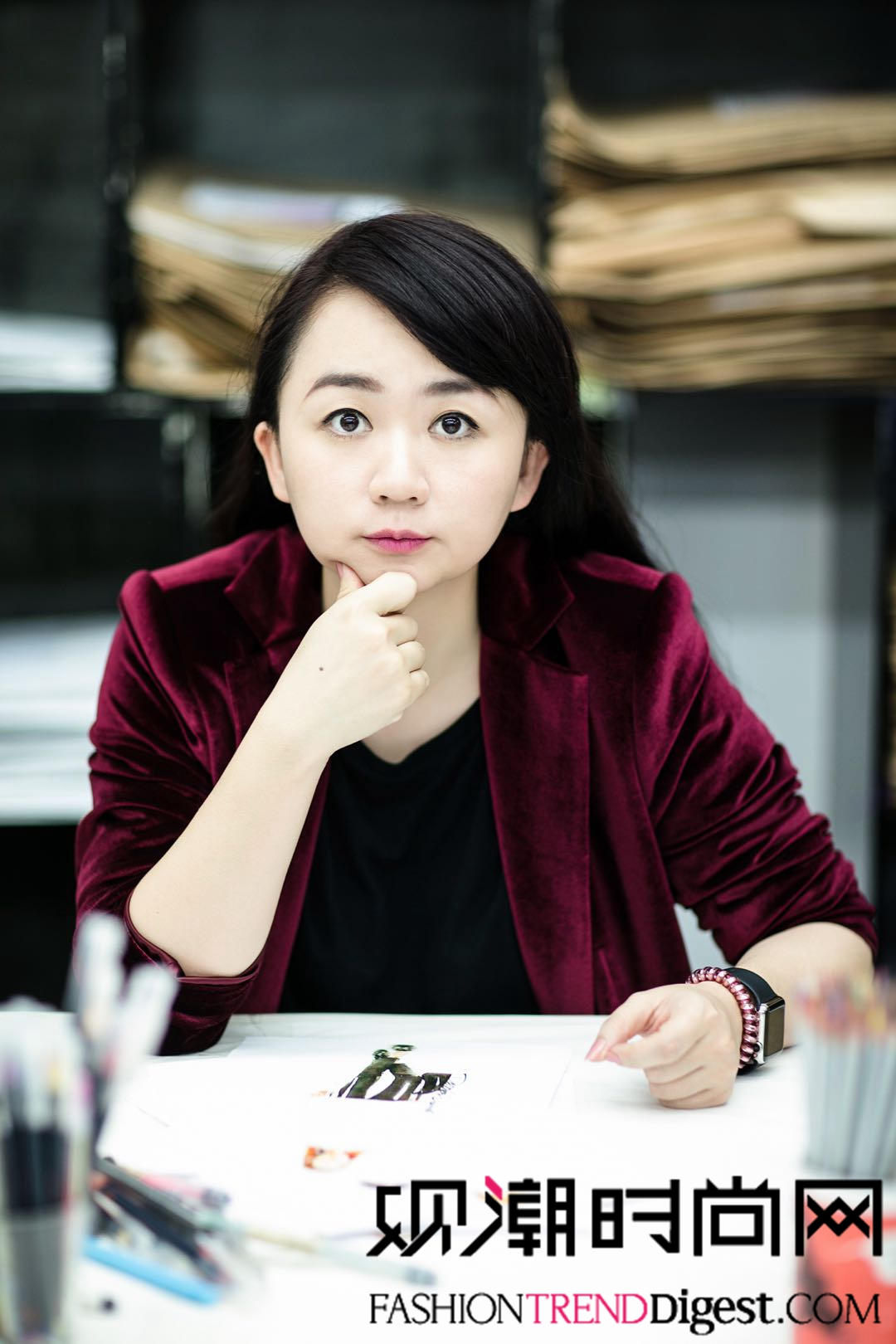 专访Demon Zhang,...