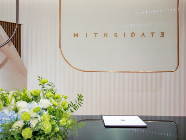 专访Demon Zhang,她带着MITHRIDATE走进V&A博物馆