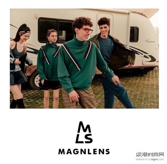 MAGNLENS广州百信广场...
