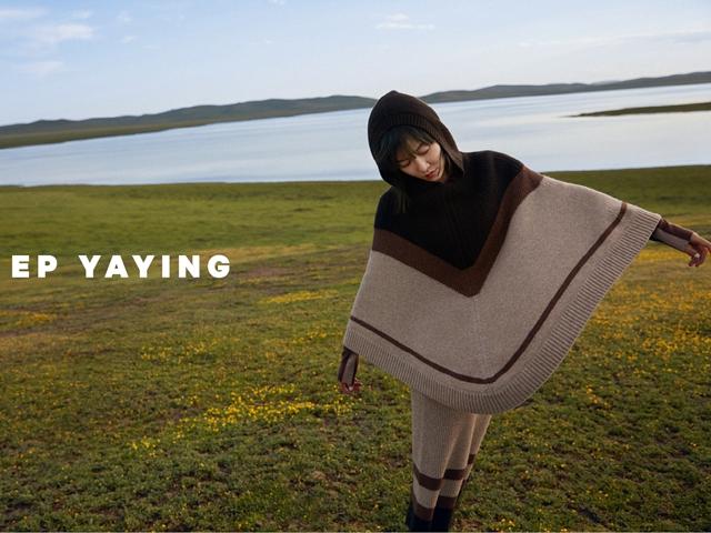 谭卓x EP YAYING雅莹可持续牦牛绒系列 | 源于藏地,温暖世界