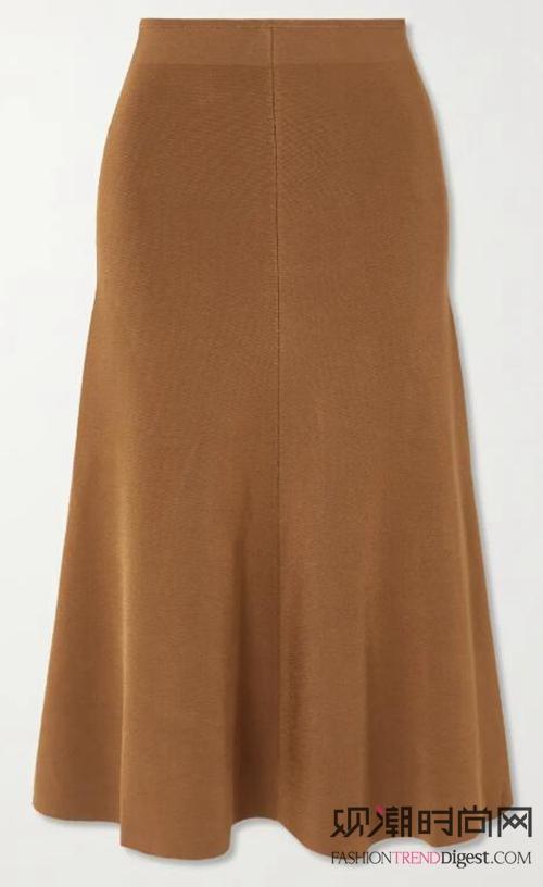 复古开衫+裙子!这也太美了吧!