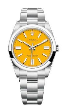 2021流行色腕表推荐,新的...