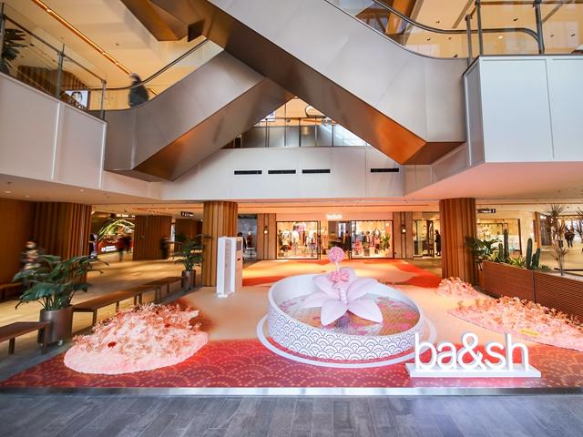 春日游园 聚享新年 ba&sh与上海静安香格里拉酒店发布联名下午茶