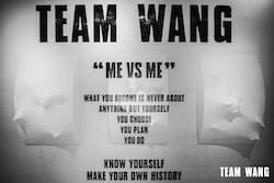 "TEAM WANG ""ME VS ME"" CONCEPT SPACE 于 TX 淮海盛大开幕"