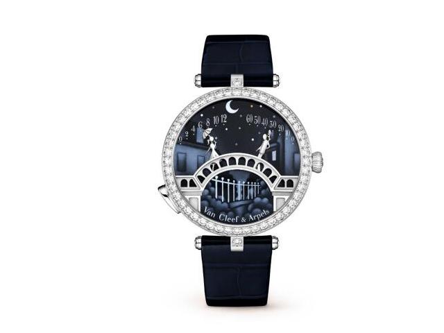 百万身价的腕表 不是艺术品胜似艺术品