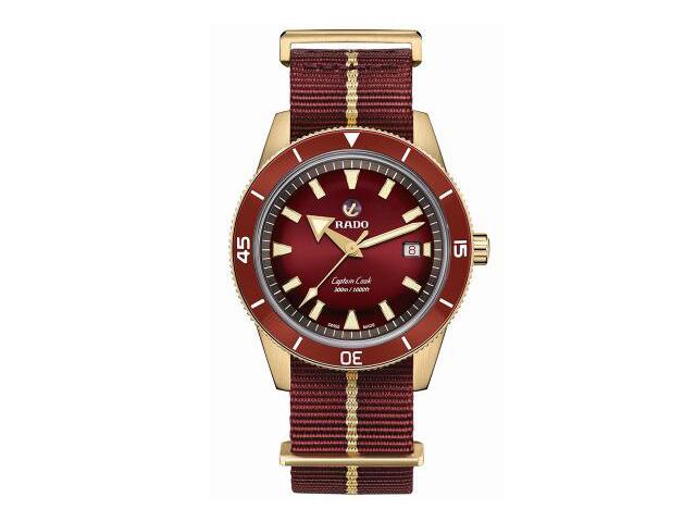 盘点2020年值得购买的七枚入门级潜水腕表