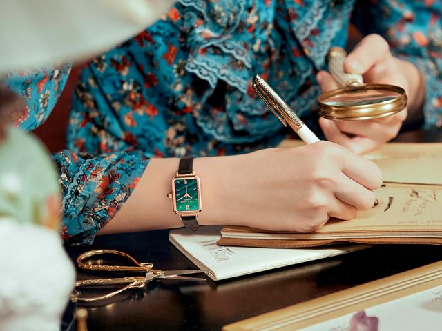 Lola Rose不止有小绿表 这些宝石手表同样值得关注