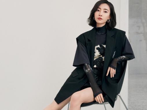 王丽坤全新演绎MIGAINO迪士尼Daisy系列