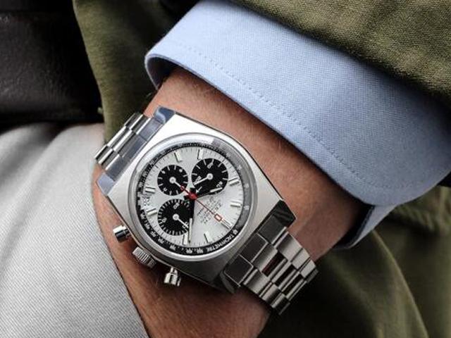 盘点2020年值得购买的七枚计时码腕表