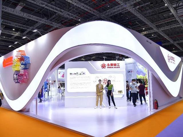 锦纶之星,辉映2021中国国际面料设计大赛颁奖盛典